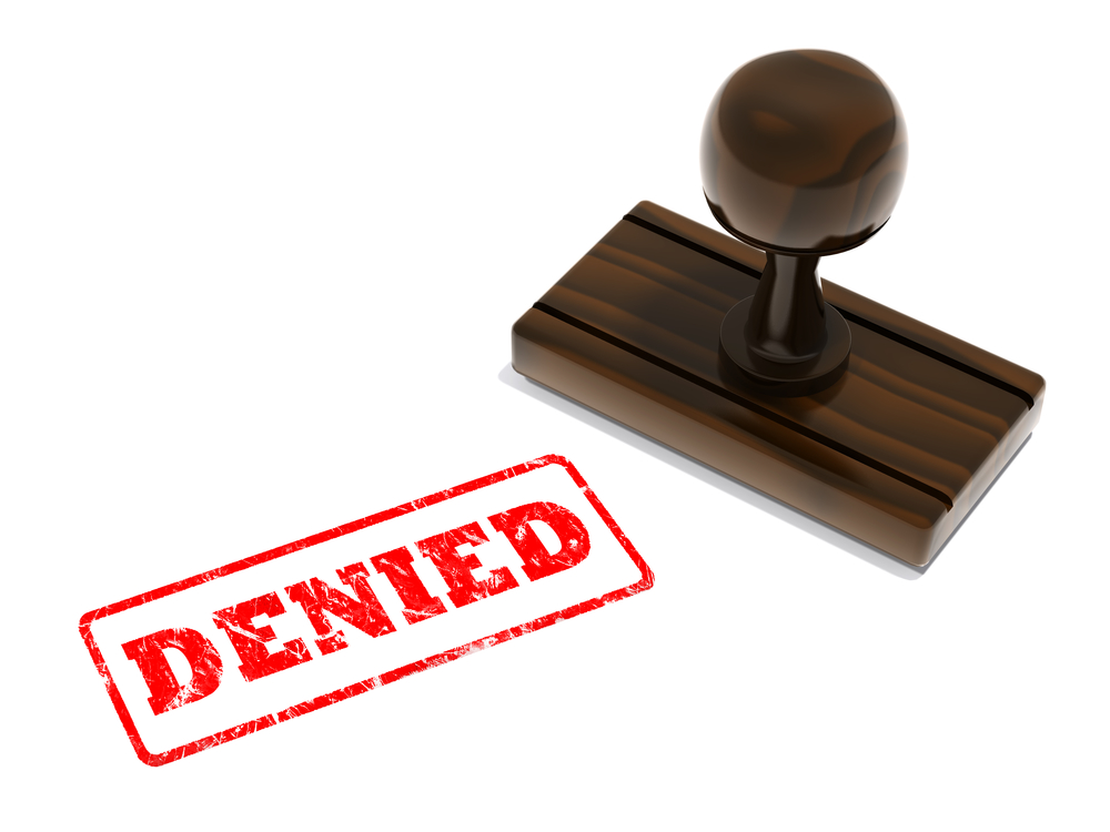 Three Reasons You May Have Been Denied Disability Benefits