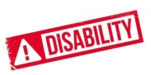 Disability Stamp | Liner Legal